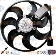 Вентилятор охлаждения радиатора HELLA 8EW 351 043-241