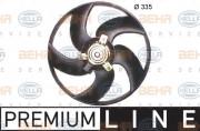 Вентилятор охлаждения радиатора HELLA 8EW 351 043-591