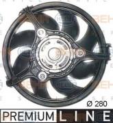 Вентилятор охлаждения радиатора HELLA 8EW 351 044-131
