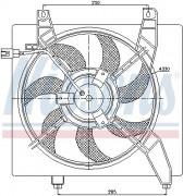 Вентилятор охлаждения радиатора NISSENS 85364