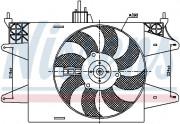 Вентилятор охлаждения радиатора NISSENS 85572