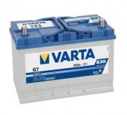 Аккумуляторная батарея VARTA G7 BLUE dynamic 595404083 95 А/Ч (Правый+)