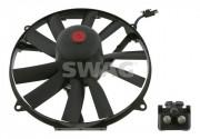 Вентилятор охлаждения радиатора SWAG 10918931