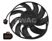 Вентилятор охлаждения радиатора SWAG 30940637