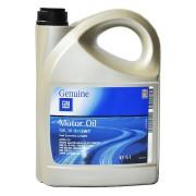 GM Синтетическое оригинальное моторное масло GM Dexos 2 5w-30 1942003 (1942000)