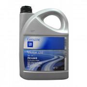Синтетическое оригинальное моторное масло GM Dexos 2 5w-30