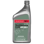 Оригинальная жидкость для АКПП Honda ATF DW-1 (Z1) 08200-9008 (USA)