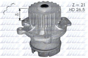 Водяной насос (помпа) DOLZ L123