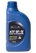 Оригинальное трансмиссионное масло Hyundai / KIA ATF SP-IV 04500-00115 (Korea)