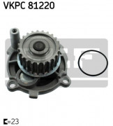Водяной насос (помпа) SKF VKPC 81220