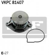 Водяной насос (помпа) SKF VKPC 81407