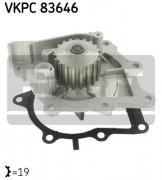 Водяной насос (помпа) SKF VKPC 83646