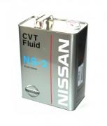 Оригинальная жидкость для бесступенчатой КП Nissan CVT NS-2 (Japan) KLE52-00004