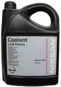 Оригинальная охлаждающая жидкость (антифриз) Nissan Coolant L248 Premix KE902-99945 (KE902-99935)