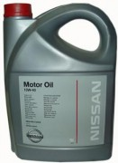 Оригинальное моторное масло Nissan Motor Oil 10w40 KE900-99942 (KE900-99932)