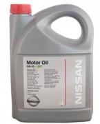 Оригинальное моторное масло Nissan Motor Oil 5w-30 C4 (DPF) KE900-90043 (KE900-90033)
