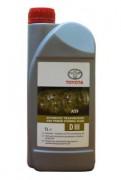 Оригинальная жидкость для АКПП / ГУР Toyota ATF Dexron III 08886-80506 (Europe)