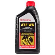 Оригинальная трансмиссионная жидкость Toyota ATF WS (00289-ATFWS) 946мл