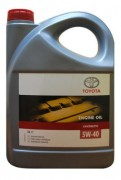 Оригинальное моторное масло Toyota 5w-40 Synthetic 08880-80835 (08880-80836)