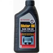 Оригинальное моторное масло Toyota SM 5w30 00279-1QT5W