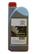 Оригинальное трансмиссионное масло Toyota 75w90 08885-80606