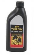 Оригинальное трансмиссионное масло Toyota ATF Type T-IV 00279-000T4, 08886-82025