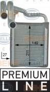 Радиатор печки HELLA 8FH 351 315-711