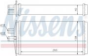 Радиатор печки NISSENS 73655