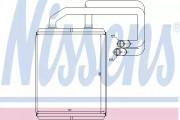 Радиатор печки NISSENS 77528