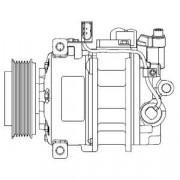 Компрессор кондиционера DELPHI CS20522