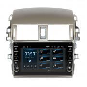 Штатна магнітола Incar XTA-1441R для Toyota Corolla 2009-2012 (Android 10)