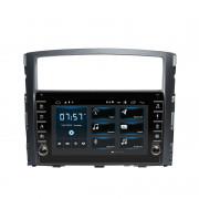 Штатная магнитола Incar XTA-6104R для Mitsubishi Pajero Wagon 4 (Android 10)