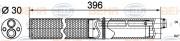 Осушитель кондиционера HELLA 8FT 351 200-164