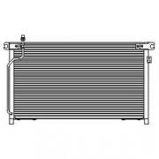 Радиатор кондиционера DELPHI TSP0225440