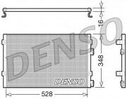 Радиатор кондиционера DENSO DCN06004