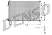 Радиатор кондиционера DENSO DCN40002