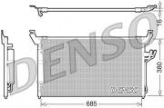 Радиатор кондиционера DENSO DCN46013
