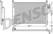 Радиатор кондиционера DENSO DCN46015