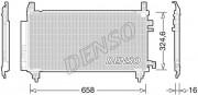 Радиатор кондиционера DENSO DCN50046