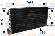 Радиатор кондиционера HELLA 8FC 351 036-041