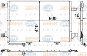 Радиатор кондиционера HELLA 8FC 351 301-674