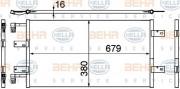 Радиатор кондиционера HELLA 8FC 351 303-591