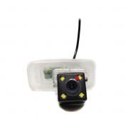 Камера заднего вида My Way MW-6433 для Toyota Camry V70
