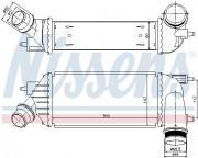 Интеркулер NISSENS 96467