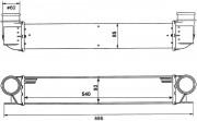 Интеркулер NRF 30129A