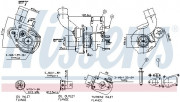 Турбина NISSENS 93020