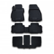 Коврики в салон Novline / Element CARMZD00021h для Mazda 5 (2010+) 5шт