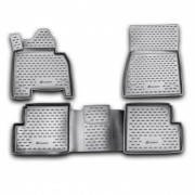 Коврики в салон Novline / Element NLC.34.20.210k для Mercedes-Benz G-класса (W463) 2007+ (4шт)