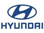 Решетка радиатора Hyundai Elantra (SD) 86350-3X100 (body color) (оригинальная)