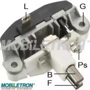 Регулятор (реле) напруги генератора MOBILETRON VR-B229